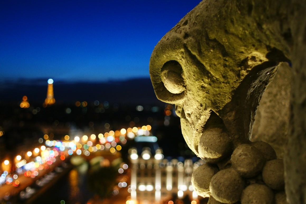 Notre Dame de Paris – Blue Hour