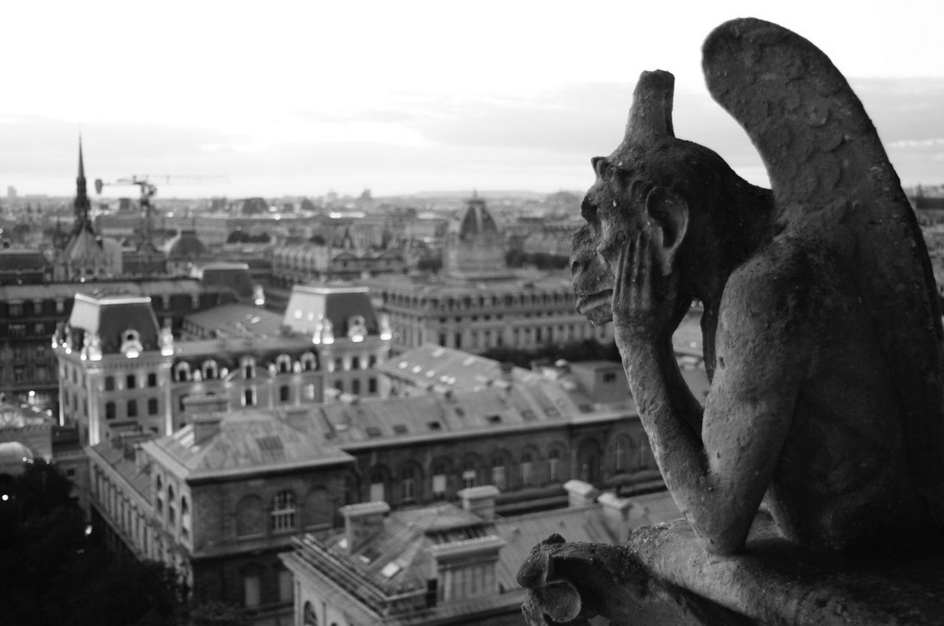 Blue Hour over Notre Dame de Paris