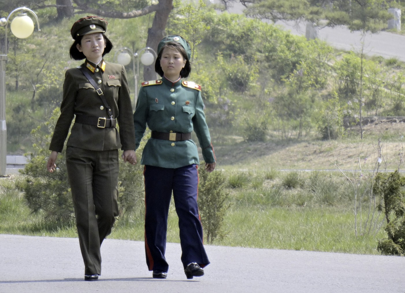 Trip through North Korea