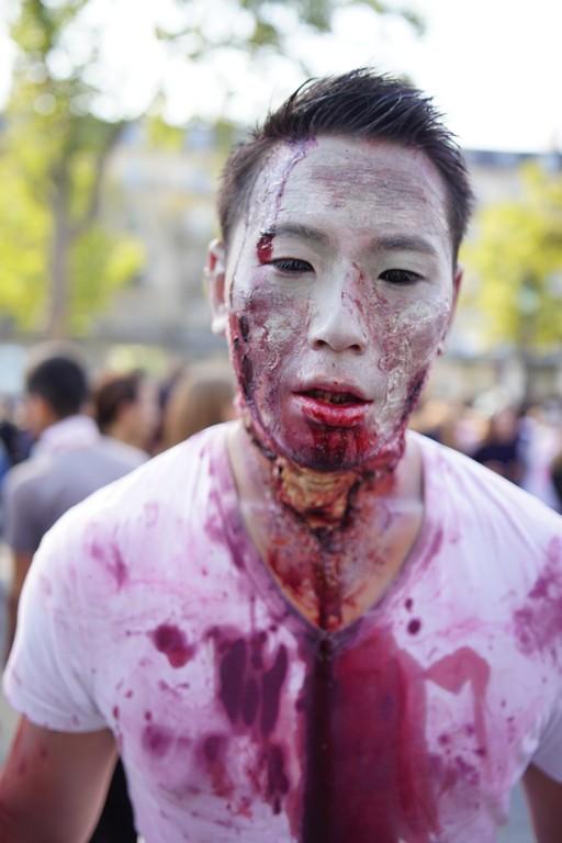 Living Dead gathering in Paris